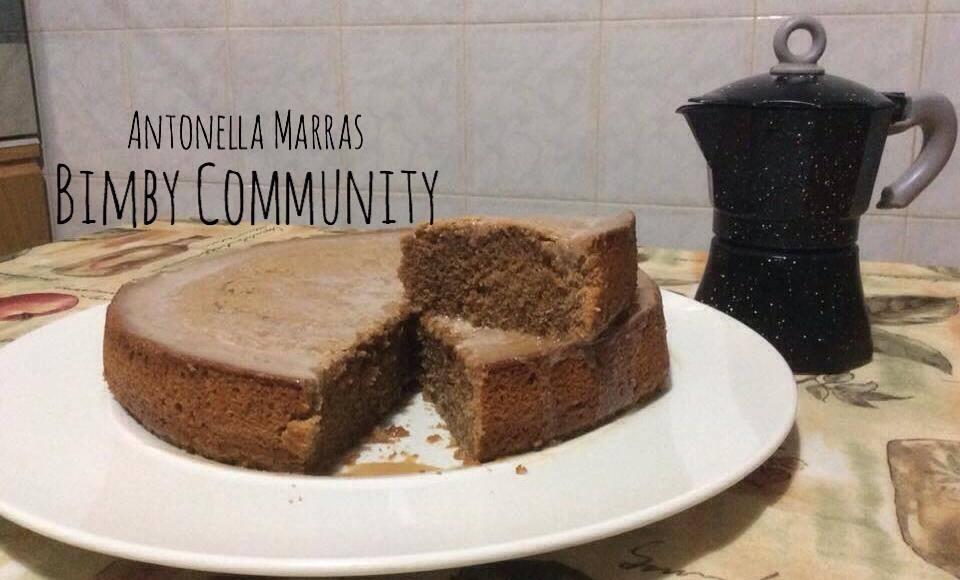 Torta Al Caffè Senza Uova Latte E Burro