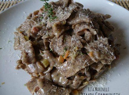 Pizzoccheri con Grano Saraceno