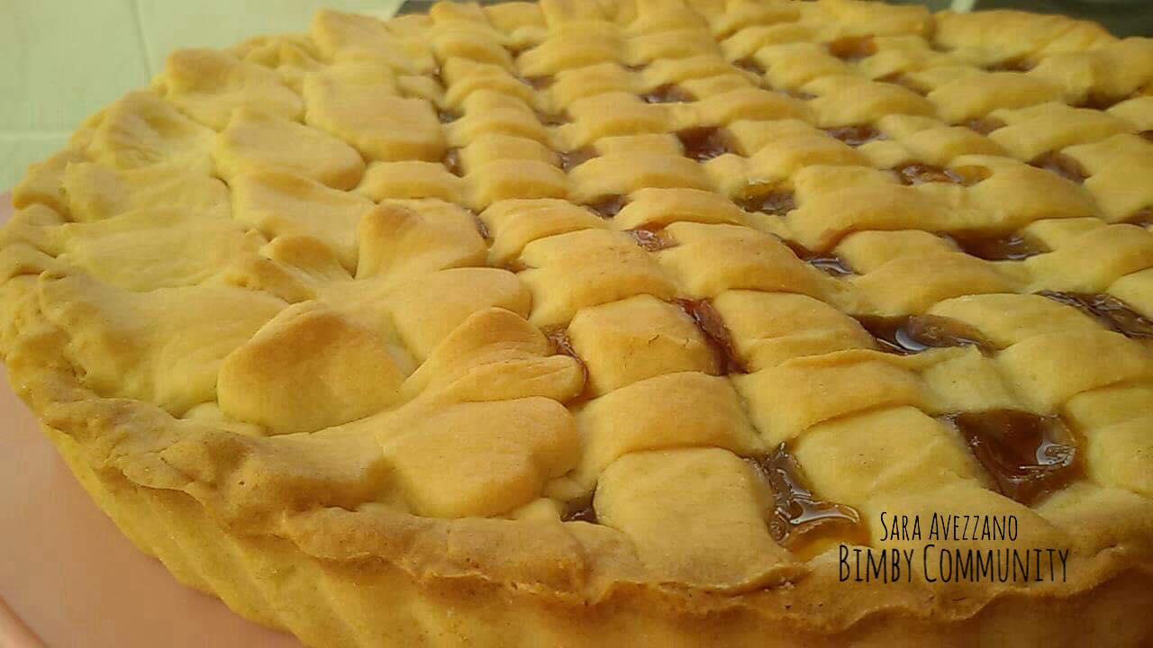 Pasta Frolla morbida all'Olio
