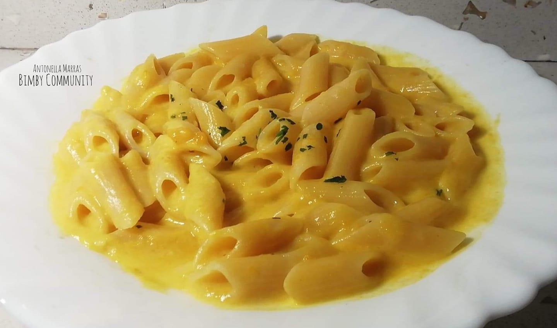 Pasta risottata con Zucca e Stracchino